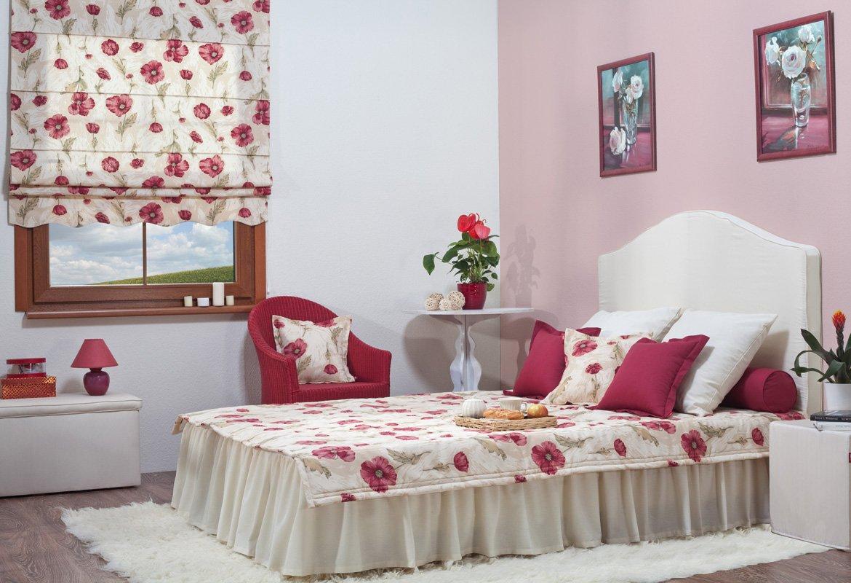 Sypialnia Flowers