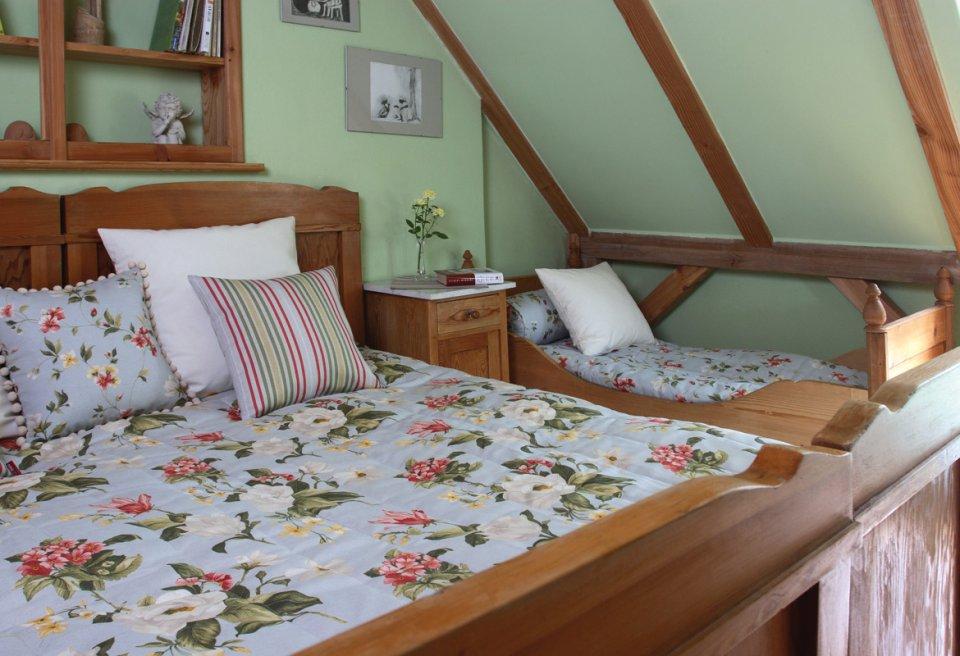 Schlafzimmer  Londres