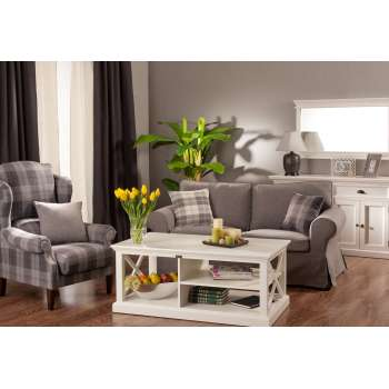 Obývací pokoj - látky  Edinburgh 2