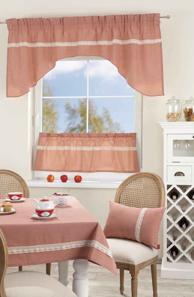 Kuchnia Provence Home czerwony