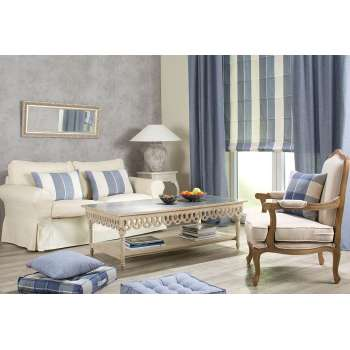 Living room Cardiff Stripes & Checks