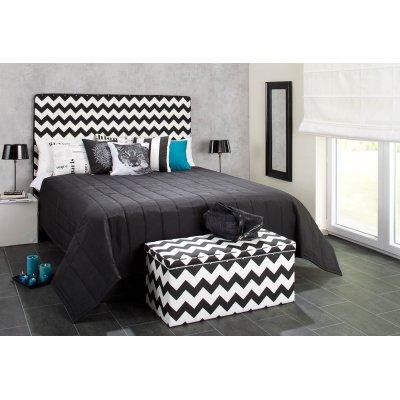 Sypialnia Comics - czarno-biała