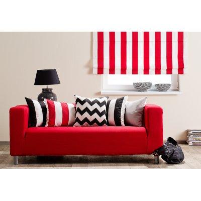 Obývačka - poťah na sedačku z IKEA, kolekcia Etna