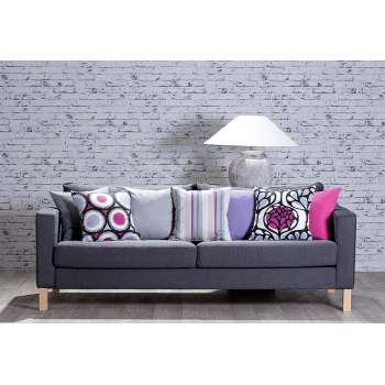 Obývačka - poťah na sedačku z IKEA, kolekcia Edinburg
