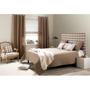 Schlafzimmer Quadro beige