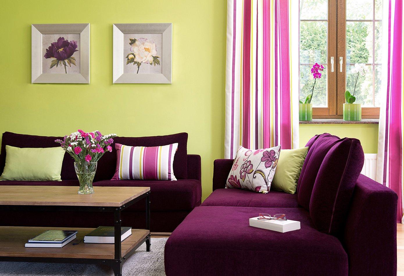 Wohnzimmer- Kollektion Fleur
