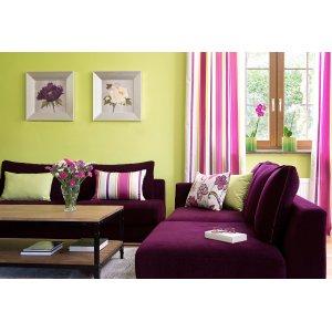 Salon z kolekcji Fleur