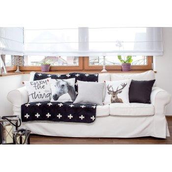 Obývací pokoj s pohovkou