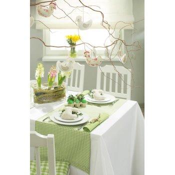 Sage Green & White Quadro Easter 1
