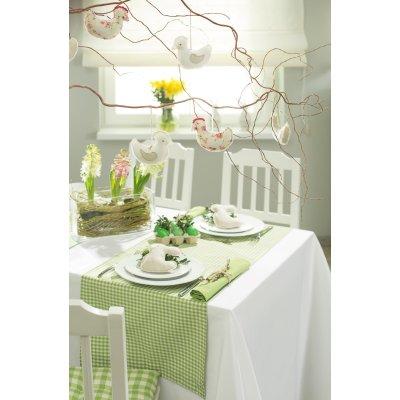 Étkező - tavaszi üde színek: zöld