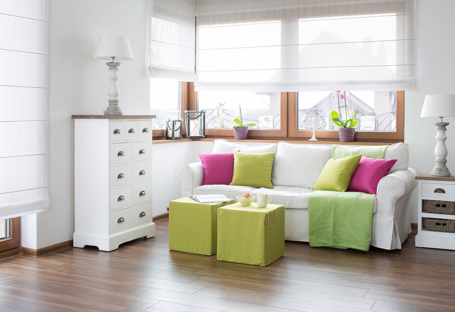 Obývací pokoj - anglická moderna