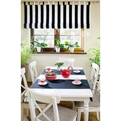 Kuchyňa - čierno biela štylizácia