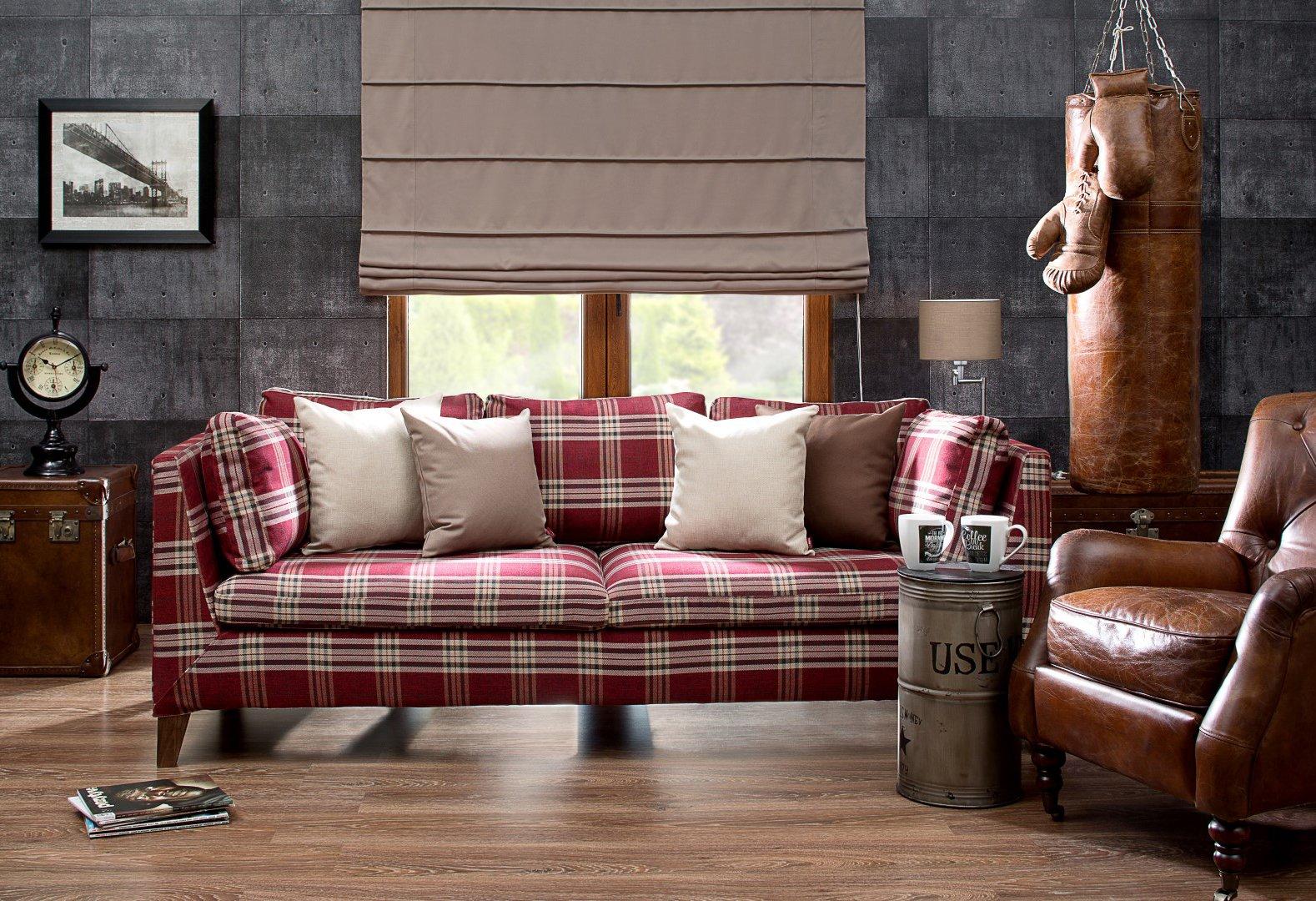 Obývací pokoj  pro pravé muže