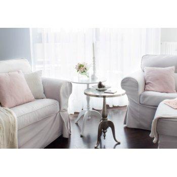 Obývačka - sedačka v hlavnej úlohe