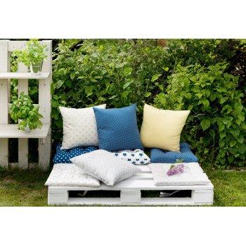 Záhradné pohodlné a módne sedenie