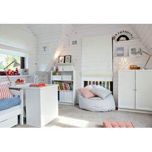 Dětský pokoj ve skandinávském stylu