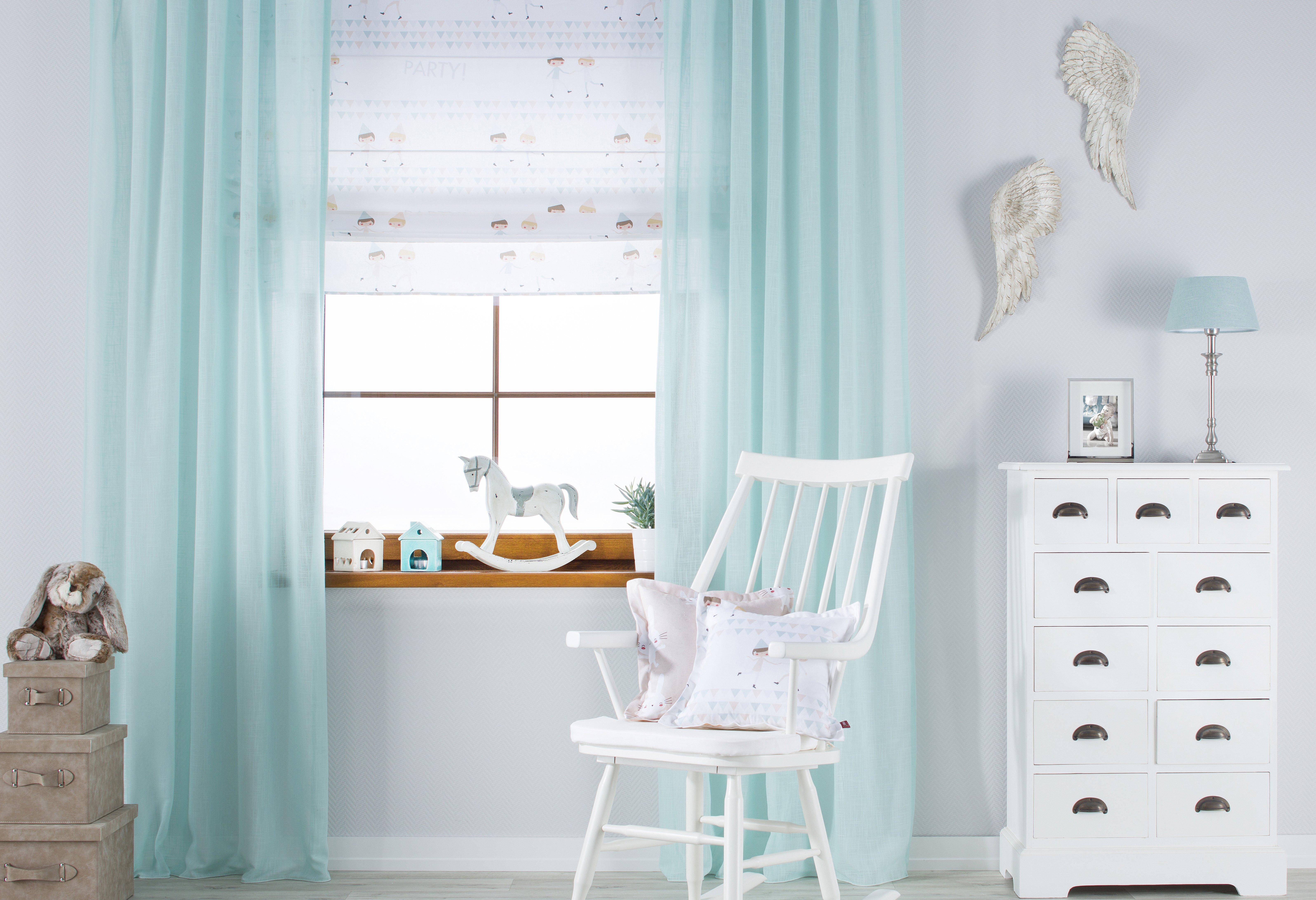 Pokój dziecka w pastelowych kolorach