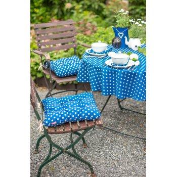 Ogród w błękicie