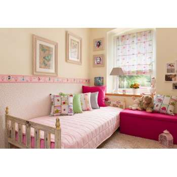 Kids room Pastel Colours