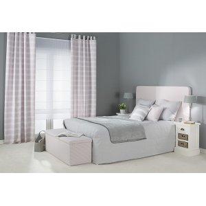 Pastelowa sypialnia - Rustica