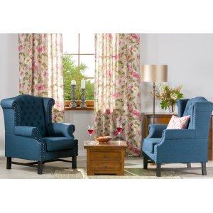 Obývací pokoj - nábytek a látky Londres