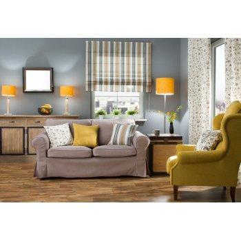 Obývací pokoj - podzimní barvy