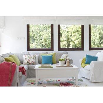 Living room Splash of Colour