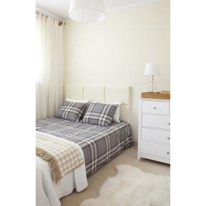 Sypialnia w męskim wydaniu