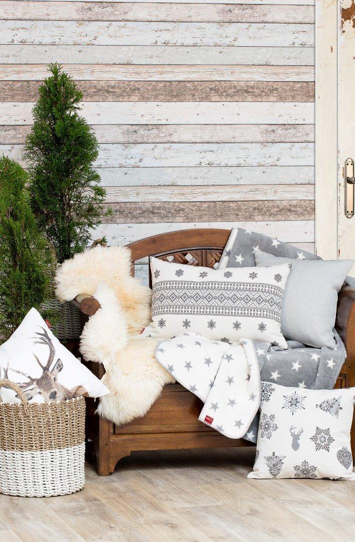Świąteczne dekoracje - skandynawski design