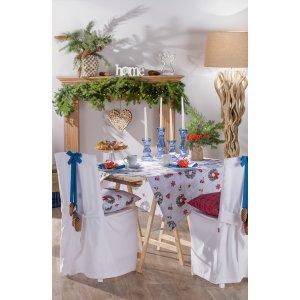 Pro sváteční chvíle - stůl v moderní verzi