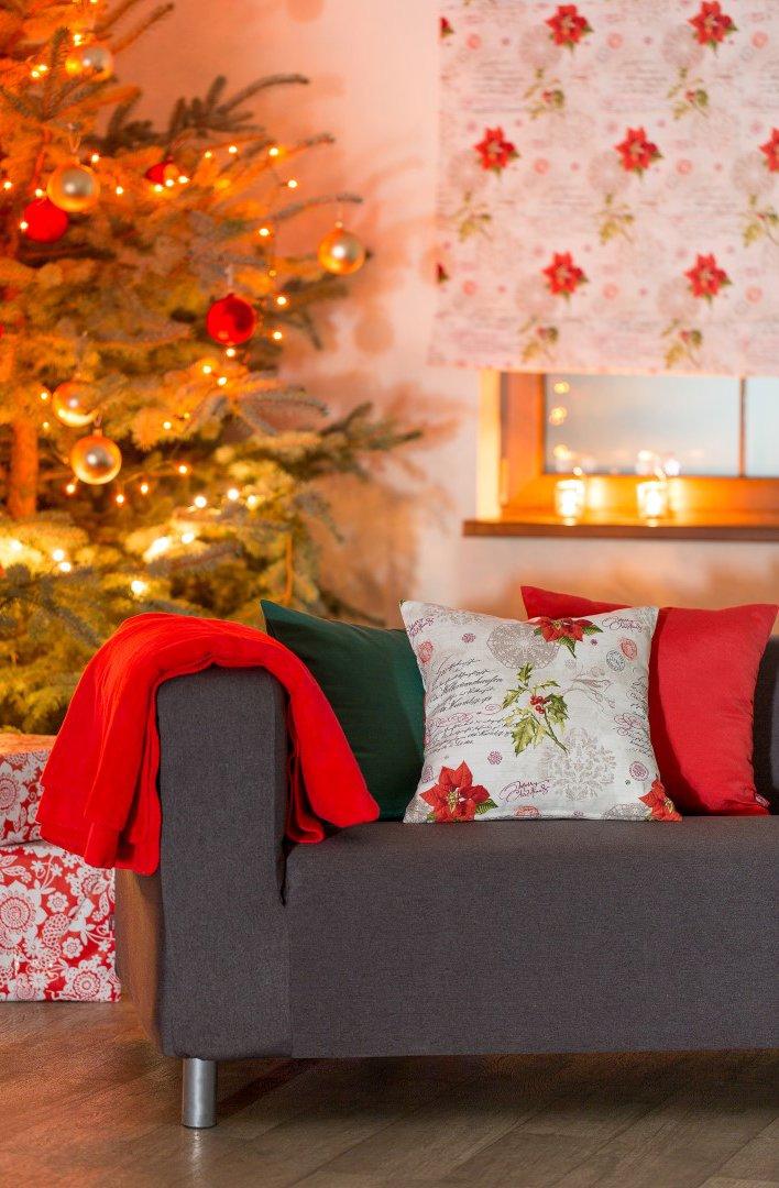 Święta - ciepło i przytulnie