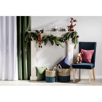 Christmas Mantelpiece Decoration