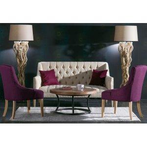 Wohnzimmer- bequeme Eleganz