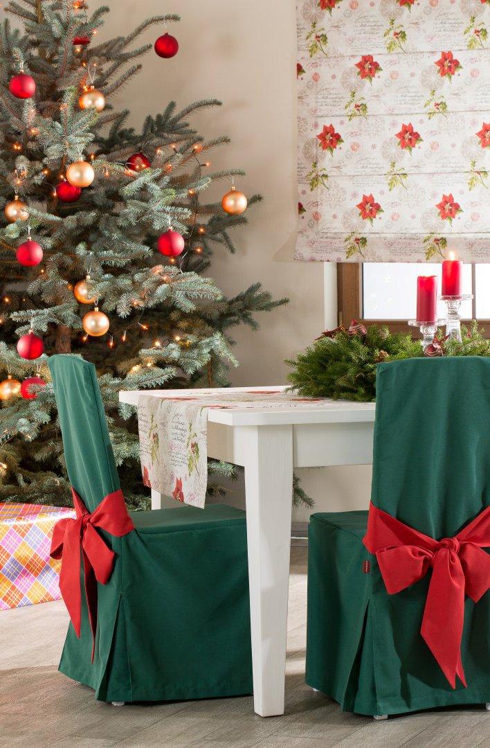 Sváteční chvíle v barvách stromečku