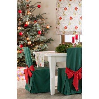 Weihnachten in klassischen Farben