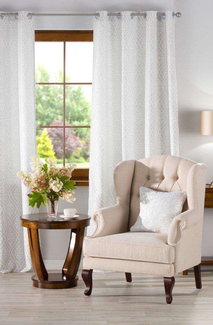 woonkamer in klassieke stijl