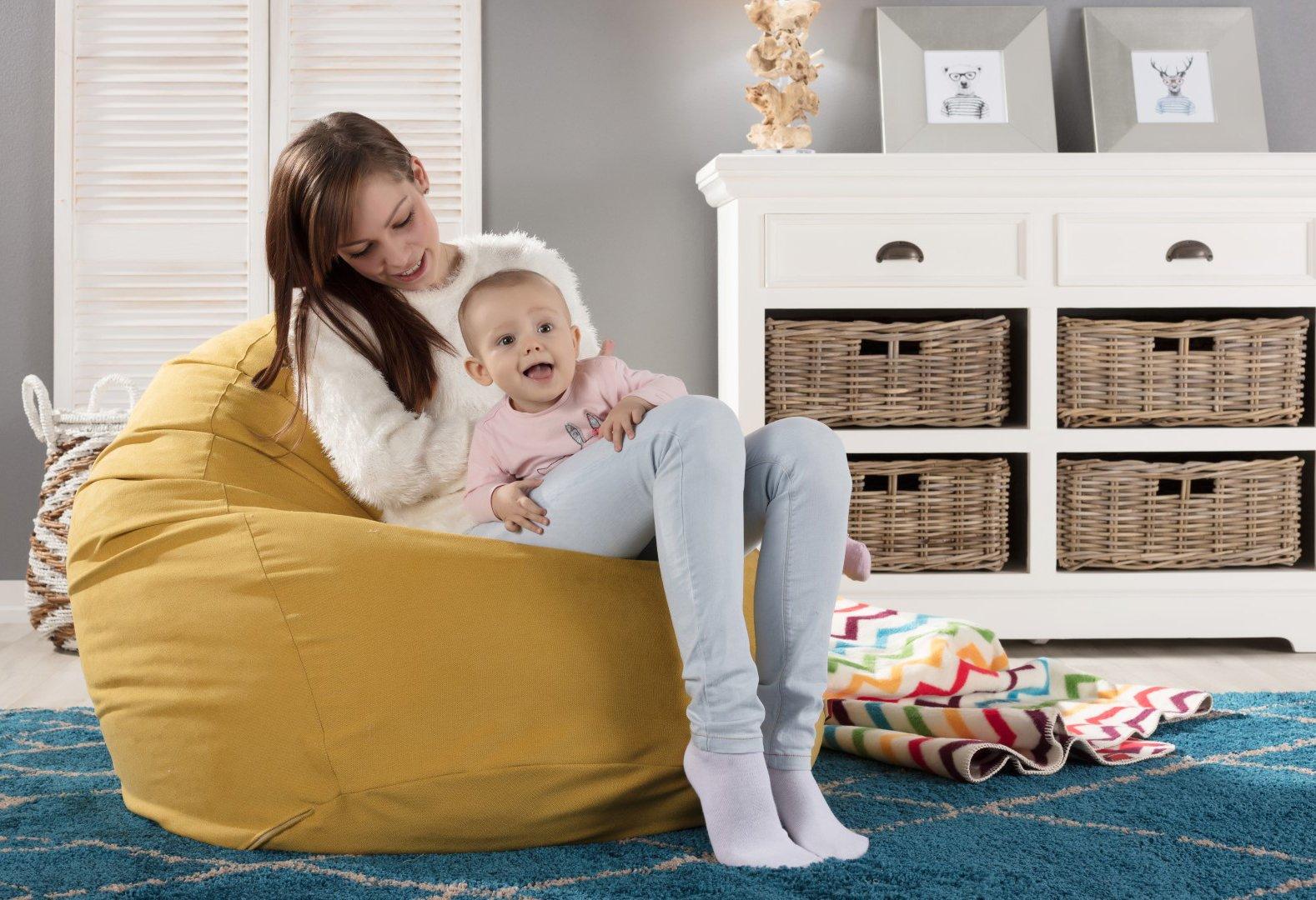 Pokój dziecka w intensywnych kolorach