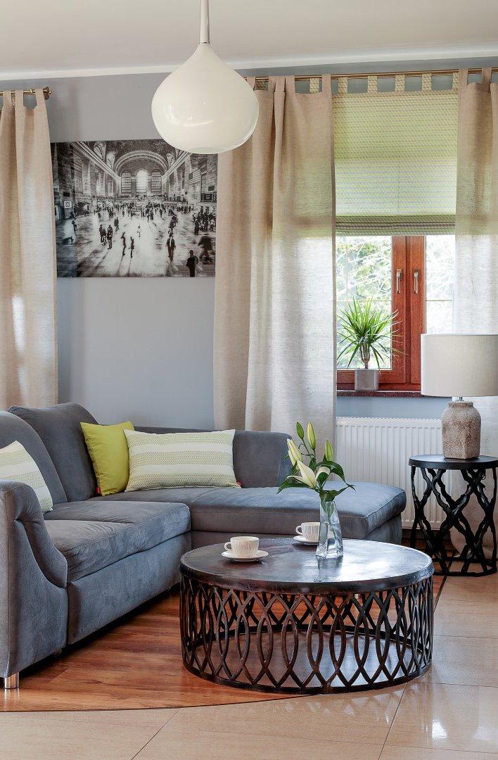 huiskamer lime&green