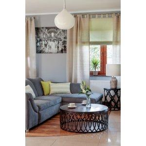 Obývačka v zelenom