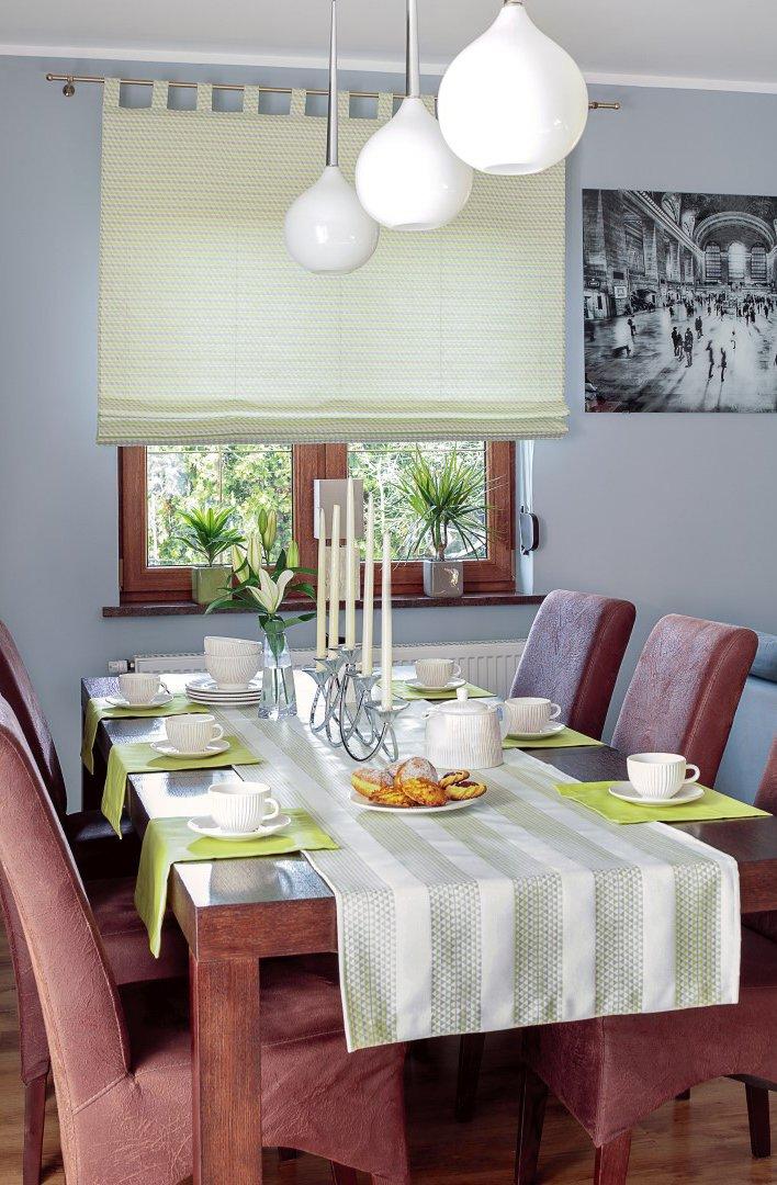 Jedáleň v zelenej