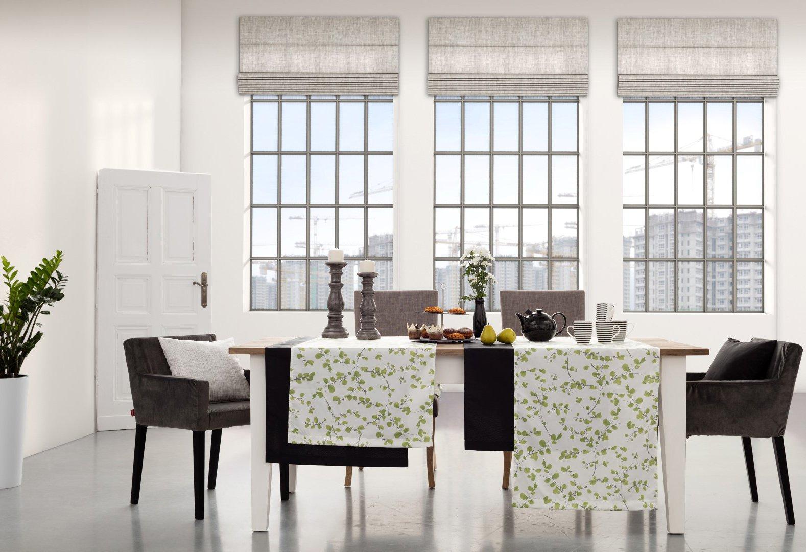 Jedáleň v industriálnom interiéri