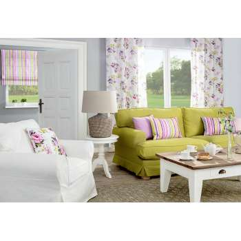 Jarní obývací pokoj