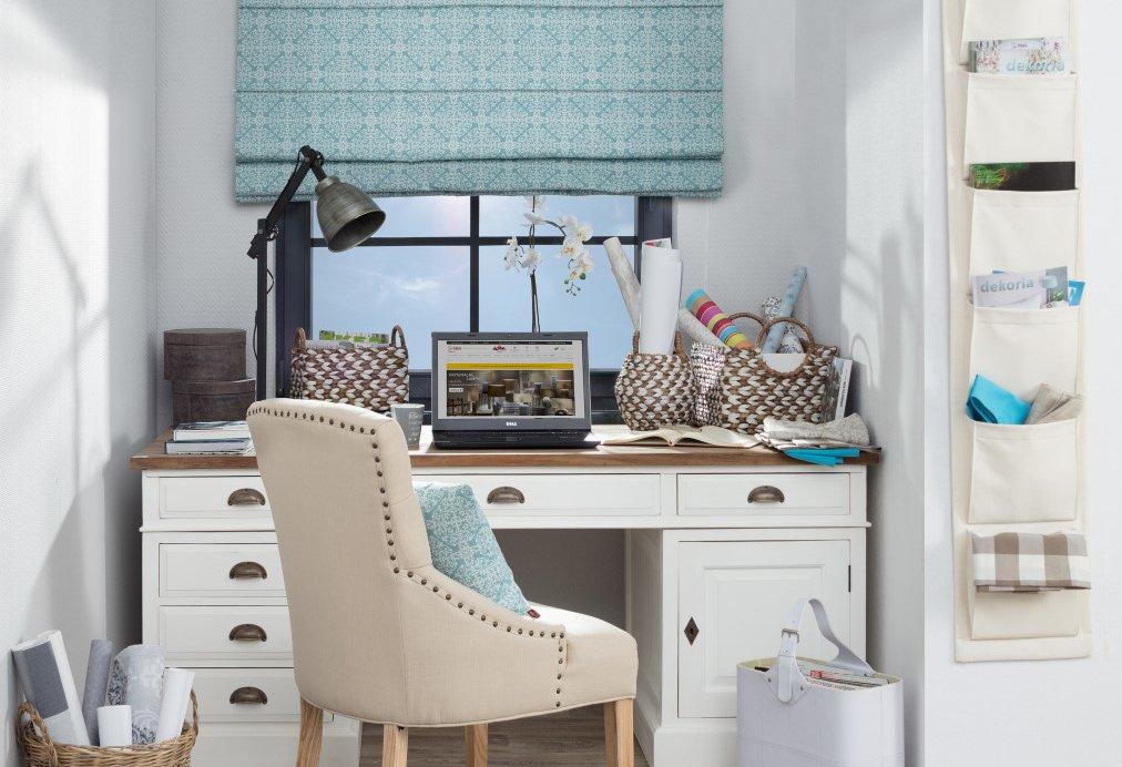 Dolgozó szoba Hampton stílusban