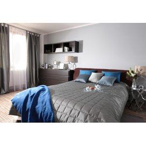 Ložnice ve stylu glamour