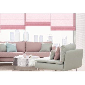 Moderná obývačka v pastelovom - Granada