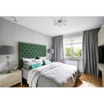 Slaapkamer in grijstinten - modern en elegant