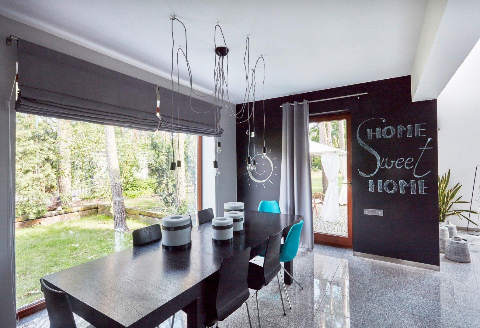 Jadalnia - skandynawski minimalizm