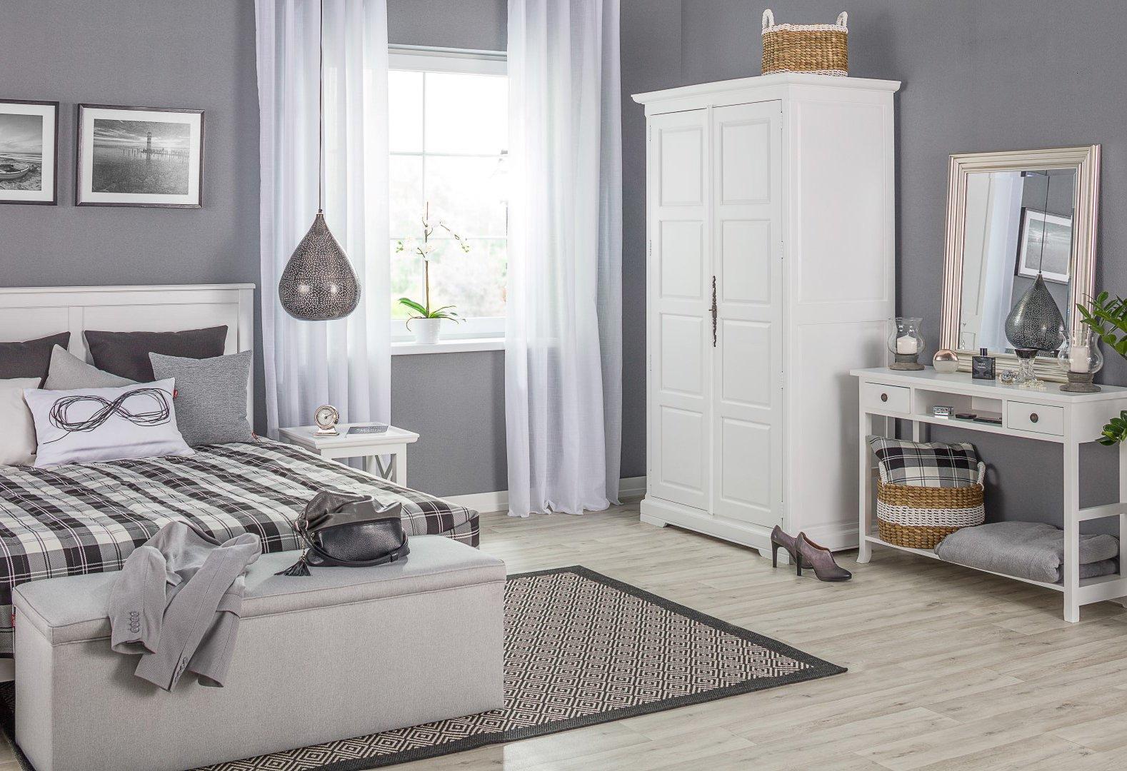 Ložnice s nadčasovou elegancí