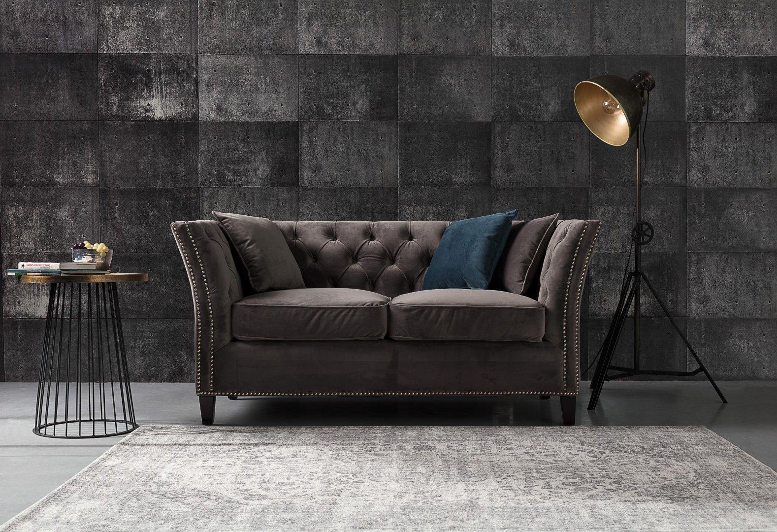 Sofy Chesterfield - nowoczesna elegancja