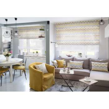 Acapulco - obývací pokoj s kuchyní